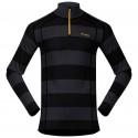 Fjellrapp Zip Merino Shirt Herren 210