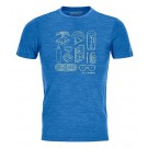 Ortovox - Cool Tec Puzzle T-Shirt Herren 120